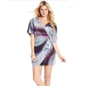 NWT Marciano Snake Print Dress